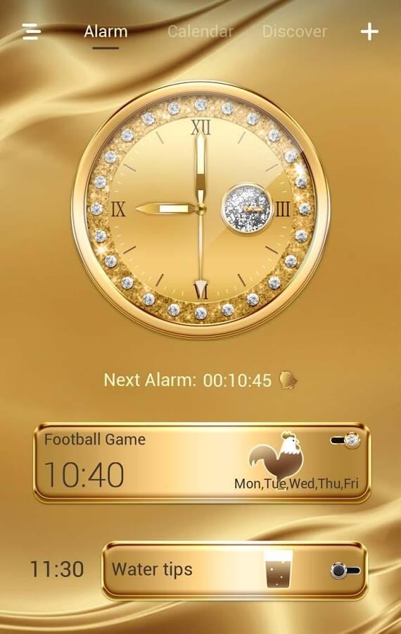 go clock alarm app android