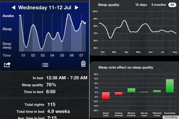 sleep cycle android alarm clock app