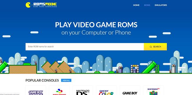 ROMsMode- Best Platform For Downloading ROMs