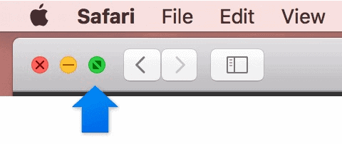 how to split screen on mac