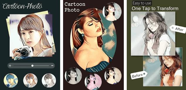 Best Cartoon Picture Apps