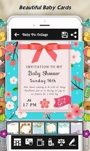 Baby Collage - baby photos app