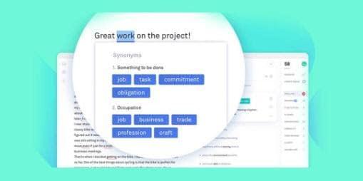 Grammarly - Best writer Apps