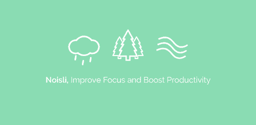 Noisli - best baby sleep app android / iphone 2020