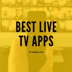 5 Best Live TV Apps to watch Live TV on Smartphone (Android/iPhone) in 2020