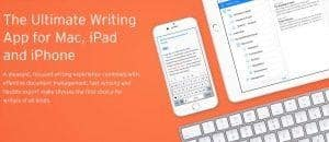 Ulysses - best free writing software 2020