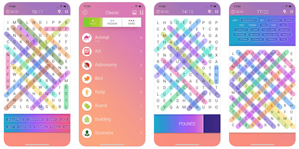 Word Search Pro - Word Game Apps
