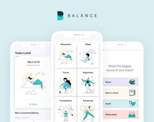 Balance - daily habit tracker app