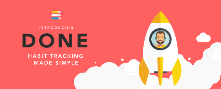 Done - best free habit tracker app