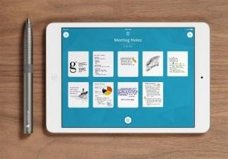 note taking apps for ipad
