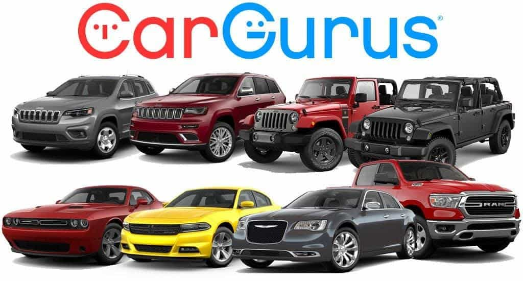 cargurus - best new car buying app