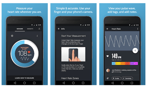 heart rate monitor apps