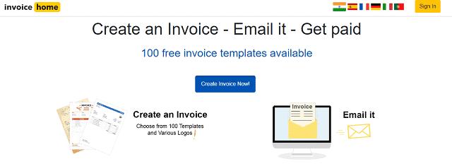 Invoice Home fake walmart receipt generator