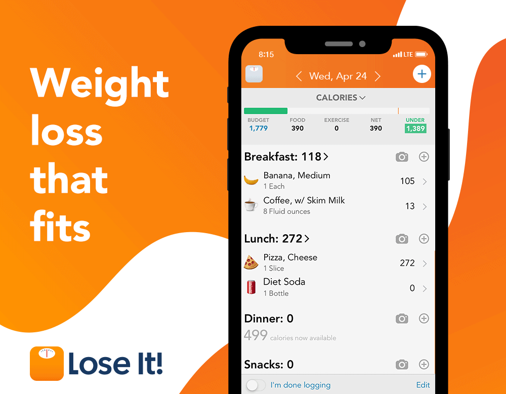 best free calorie counter app 2020