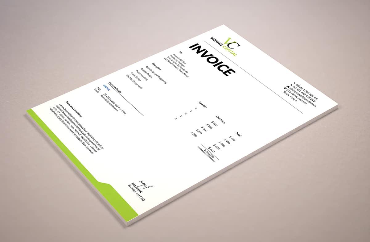 newegg invoice maker