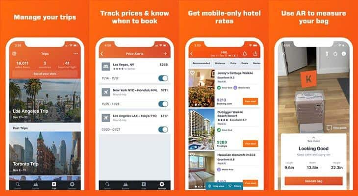 Best car rental apps