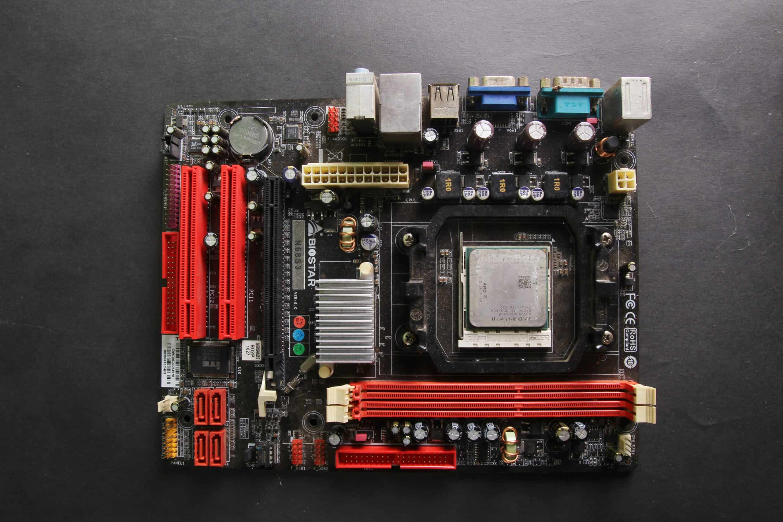 how to choose a gaming motherboard