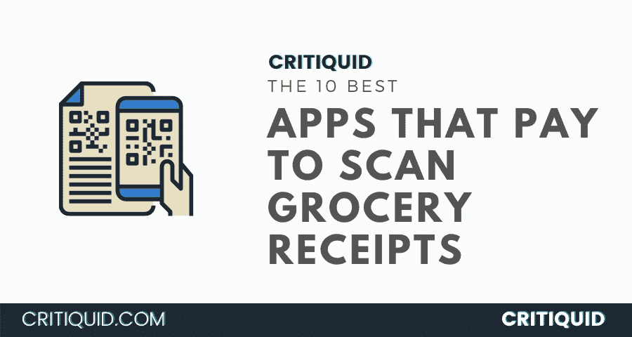 best free apps to scan grocery receipts