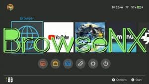 BrowseNX - homebrew apps for switch